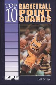 Cover of: Top 10 basketball point guards