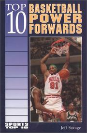 Cover of: Top 10 basketball power forwards