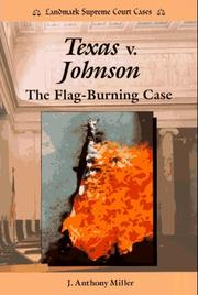 Cover of: Texas v. Johnson
