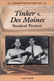 tinker vs des moine Tinker v des moines (1969) students and the constitution directions read the case background and key questionthen analyze documents a-mfinally, answer the key question in a.