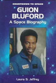 Cover of: Guion Bluford