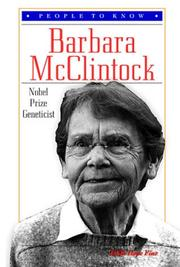 Barbara McClintock by Edith Hope Fine