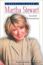 Cover of: Martha Stewart