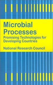 Cover of: Microbial Processes