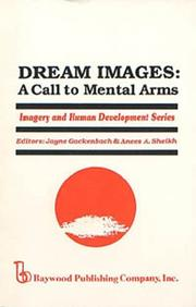 Cover of: Dream Images | Jayne Gackenbach