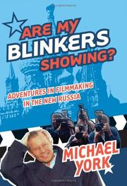 Cover of: Are my blinkers showing? | Michael York