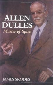 Cover of: Allen Dulles
