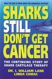 Cover of: Sharks still don't get cancer