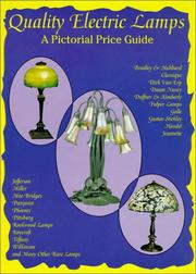 Cover of: Quality Electric Lamps | L-W Book Sales