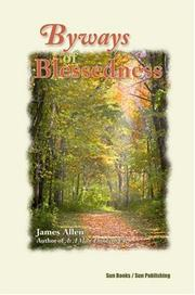 Cover of: Byways of Blessedness