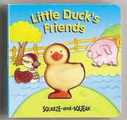 Cover of: Little duck's friends