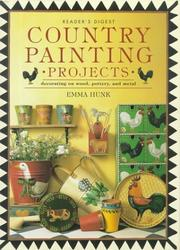 Cover of: Country Painting Projects