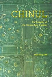 Cover of: Chinul, the founder of the Korean Sŏn tradition