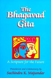 Cover of: The Bhagavad Gita | Sachindra Kumar Majumdar
