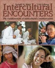 Cover of: Intercultural Encounters