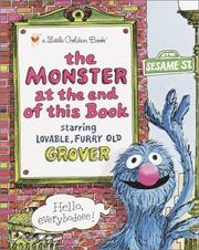 Cover of: The Monster at the End of This Book