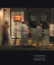 Cover of: Charlotte Viewpoint | Mark Peres