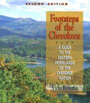 Cover of: Footsteps of the Cherokees