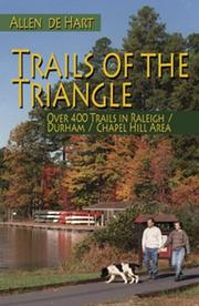 Cover of: Trails of the Triangle | Allen Dehart