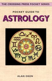 Cover of: Pocket Guide to Astrology