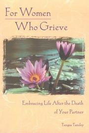 Cover of: For women who grieve
