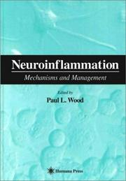 Cover of: Neuroinflammation | Paul L. Wood