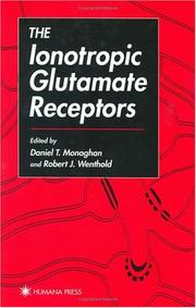 Cover of: The ionotropic glutamate receptors |