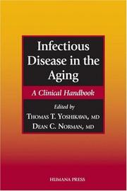 Cover of: Infectious Disease in the Aging