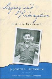 Cover of: Legacy and Redemption