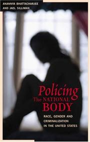 Cover of: Policing the National Body |