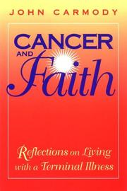 Cover of: Cancer and faith