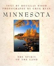 Cover of: Minnesota, the spirit of the land