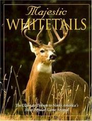 Cover of: Majestic whitetails |