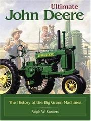 Cover of: Ultimate John Deere (Town Square Books) | Ralph Sanders