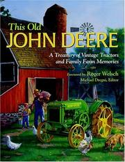Cover of: This Old John Deere