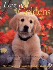 Cover of: Love of Goldens