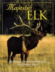 Cover of: Majestic Elk