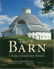 Cover of: This Old Barn