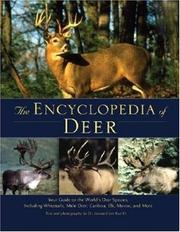 Cover of: The Encyclopedia of Deer | Leonard Lee Rue III