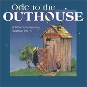 Cover of: Ode to the outhouse