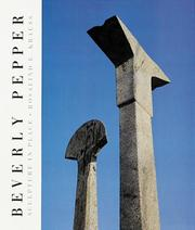 Cover of: Beverly Pepper
