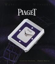Cover of: Piaget Watches and Wonders Since 1874