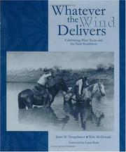 Cover of: Whatever the wind delivers