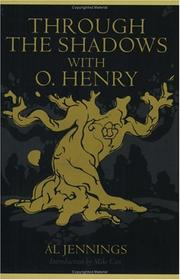 Through the shadows with O. Henry by Al Jennings