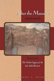 Cover of: After the massacre