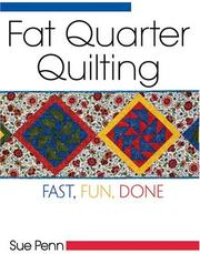 Cover of: Fat Quarter Quilting