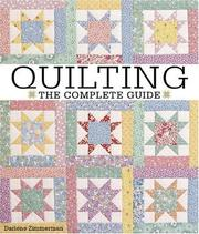 Cover of: Quilting