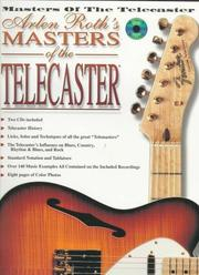 Cover of: Arlen Roth's Masters of the Telecaster