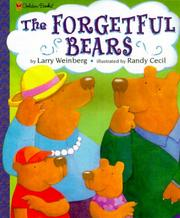 Cover of: The Forgetful Bears