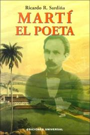 Cover of: Marti el poeta
